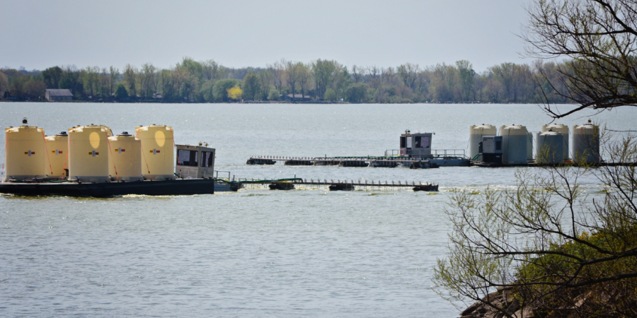 two-barges-grand-lake